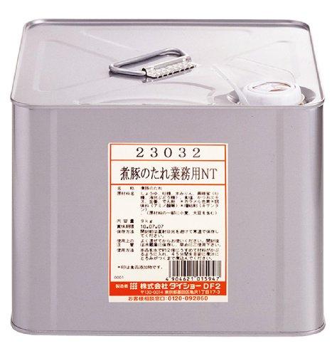 ダイショー 煮豚のたれ 業務用 NT 9Kg [5947]