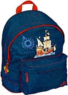 Captn Sharky Small Backpack, 20 x 25 x 10 cm, Model#