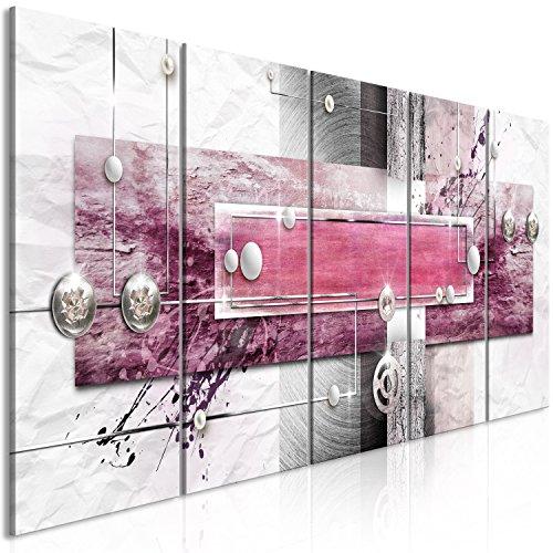 Cuadros Decoracion Salon Gris Y Rosa cuadros decoracion salon  Marca murando