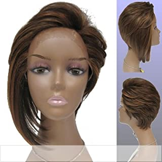 KELSEY (Vivica A. Fox) - Synthetic Lace Front Wig in OFF BLACK
