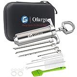 Ofargo 304-Stainless Steel Meat Injector...
