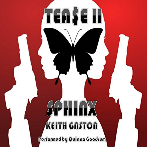 Tease 2: Sphinx audiobook cover art
