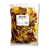 Haribo Gummi Candy, Super Cola Bottles, 5-Pound Bag