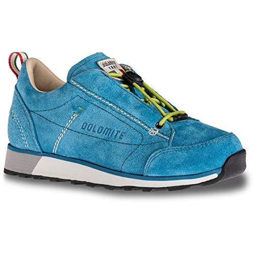 Dolomite Jungen Zapato Cinquantaquattro Low Jr 2 Sneaker, Ocean Blue, 35 EU