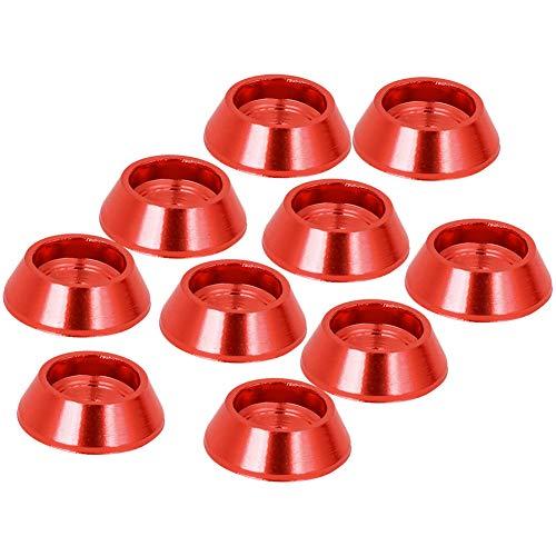 Einstellscheibe Universal Rc Einstellscheibe für Toy Car Lover(red)