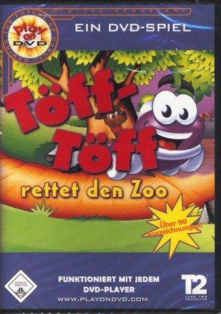 Töff-Töff rettet den Zoo - Ein DVD-Spiel