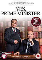 Yes Prime Minister 2013 on DVD