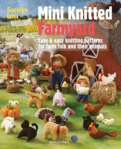 Mini Knitted Farmyard