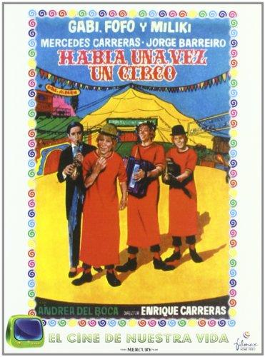 Había Una Vez Un Circo [DVD]