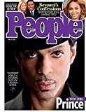 People Magazine (May 9, 2016) Prince Tribute Cover