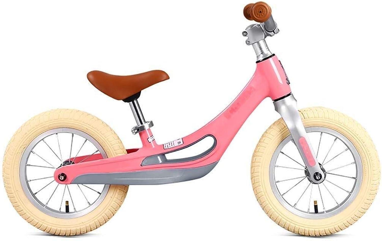 descuento Bicicleta Sin Pedales Ultraligera Equilibrio para Niños Niños Niños Bici deportiva para Niños Bicicleta ligera de entrenamiento Bicicleta ajustable para caminar Equilibrio para Niños de 2 a 6 años de edad Niños C  perfecto