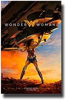 wonder woman poster tank