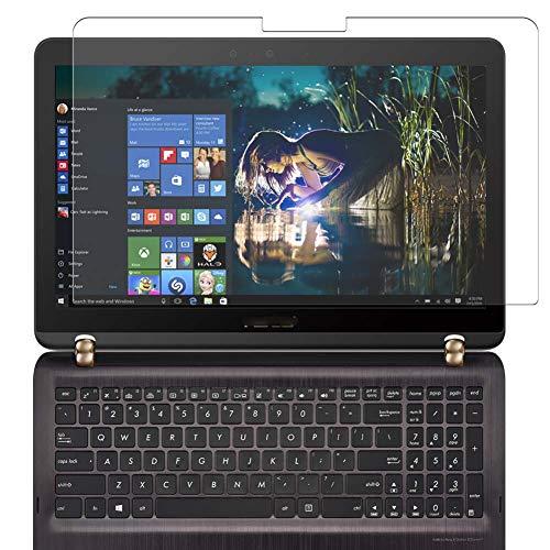 """Vaxson TPU Protection d'écran de Confidentialité, compatible avec ASUS ZenBook Flip UX560 / UX560U / UX560UQ / UX560UX / UX560UQK / UX560UAK 15.6"""" [pas en verre trempé] Film Protecteur Anti Espion"""