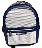 Michael Kors Danika Sport Medium Backpack Sapphire Blue/Black