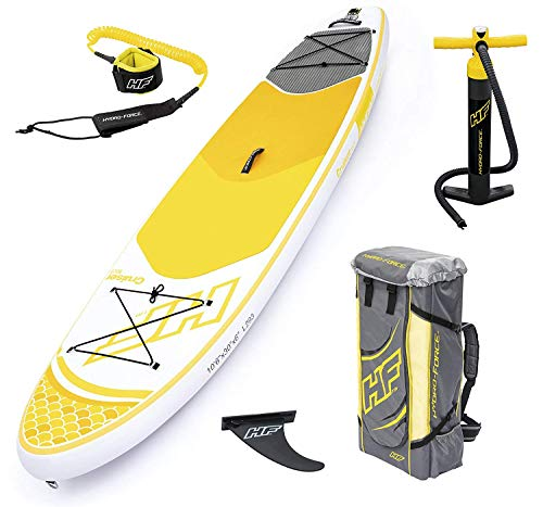 Bestway Hydro Force Inflatable 10 Foot Cruiser Tech SUP Stand Up Paddle Board