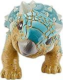 "JurassicWorld 2020 Camp Cretaceous Attack Pack Ankylosaurus Bumpy 4"" inch Figure"