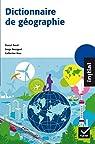 Initial dictionnaire de géographie par Baud