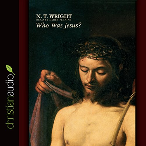 Who Was Jesus? audiobook cover art