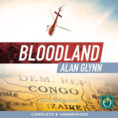 Bloodland audiobook cover art