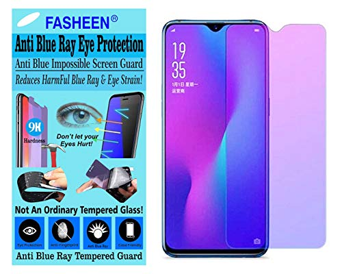FASHEEN AntiBlue Ray Eye Protection For SONY XPERIA 1 PROFESSIONAL, Anti Blue Light HammerProof Flexible Impossible Fiber Film Screen Guard for SONY XPERIA 1 PROFESSIONAL
