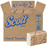 16-Pack Scott Essential Multifold Paper 250 Multifold Towels