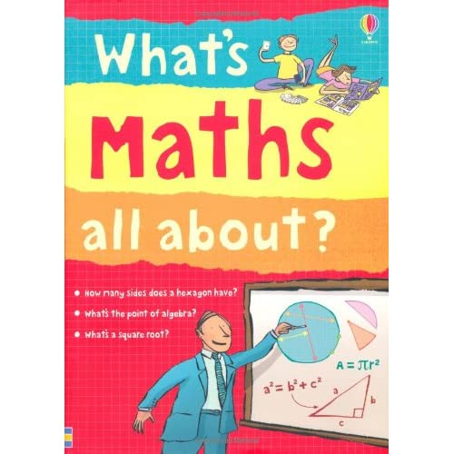 What's Maths All About? (Narrative Non Fiction)