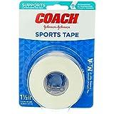 Johnson & Johnson 1.5 inch Coach Athletic Tape
