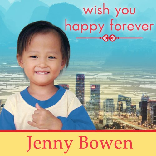 Wish You Happy Forever audiobook cover art