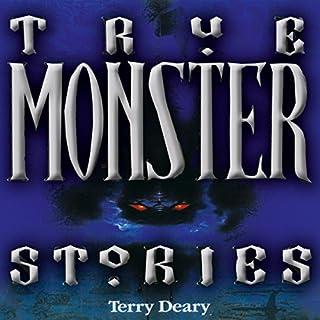 True Monster Stories cover art