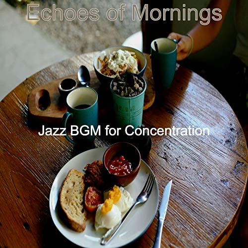 Jazz BGM for Concentration