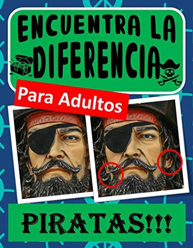 Encuentra la Diferencia - Piratas: Rompecabezas de imágenes para adultos