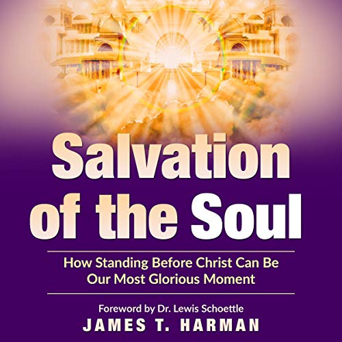 Salvation of the Soul audiobook cover art