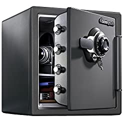 🥇 7 Best Fireproof Wall Safe For Home And Office Use 1