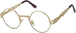Pro Acme John Lennon Round Steampunk Sunglasses for Women...