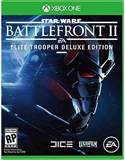 Star Wars Battlefront II Elite Trooper Deluxe Edition Xbox One スターウォーズバトルフロントIIエリートトルーパーデラックスエディション 北米英語版 [並行輸入品]