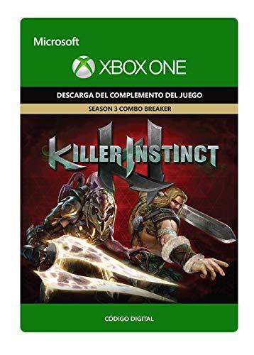Killer Instinct: Season 3 Combo Breaker | Xbox One - Código de descarga