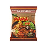 MAMA Oriental Style Instant Noodles (Stew Beef Flavor) - 2.11oz [ 10...