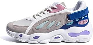 7506988a482f2 Femme Chaussure de Basket Mode de Multisport Outdoor Sneaker en Textile  Respirant Chaussure de Sport de