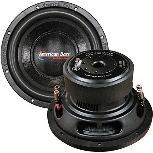 "American Bass 10"" Wooofer DVC 2Ohm 900W Max (XD1022)"