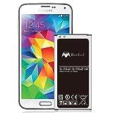 Galaxy S5 Battery Replacement, 2950mAh Li-ion Battery Replacement for Samsung Galaxy S5, Verizon G900V, Sprint G900P, T-Mobile G900T, AT&T G900A, G900F, G900H, G900R4, I9600