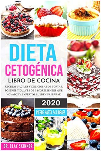 Recetas dieta cetosisgenica dulces