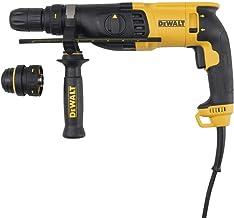 DeWalt 26mm, 800W,SDS Plus Hammer 0-1150rpm, VSR, with QCC, Yellow/Black, D25134K-B5, 3 Year Warranty