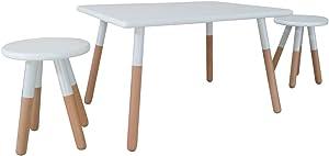 ACEssentials Kids Furniture, One Size, White
