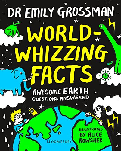 World-whizzing Facts: Awesome Earth Questions Answered (English Edition)