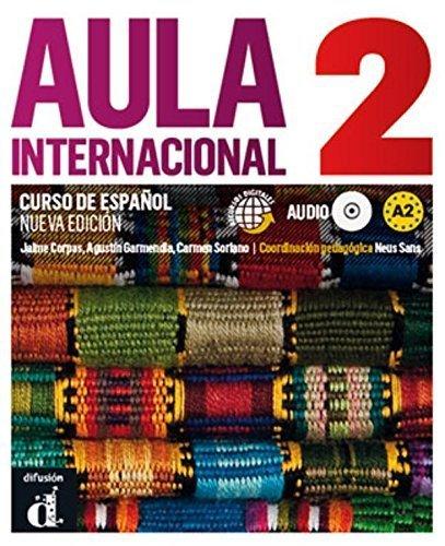 Aula Internacional 2. Nueva Edicion: Libro del Alumno + Ejercicios + CD 2 (A2) (Spanish Edition) by Jaime Corpas Agustin Garmendia Carmen Soriano(2013-08-01)