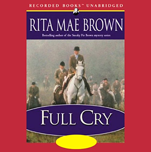 Full Cry audiobook cover art