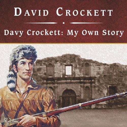 Davy Crockett  By  cover art