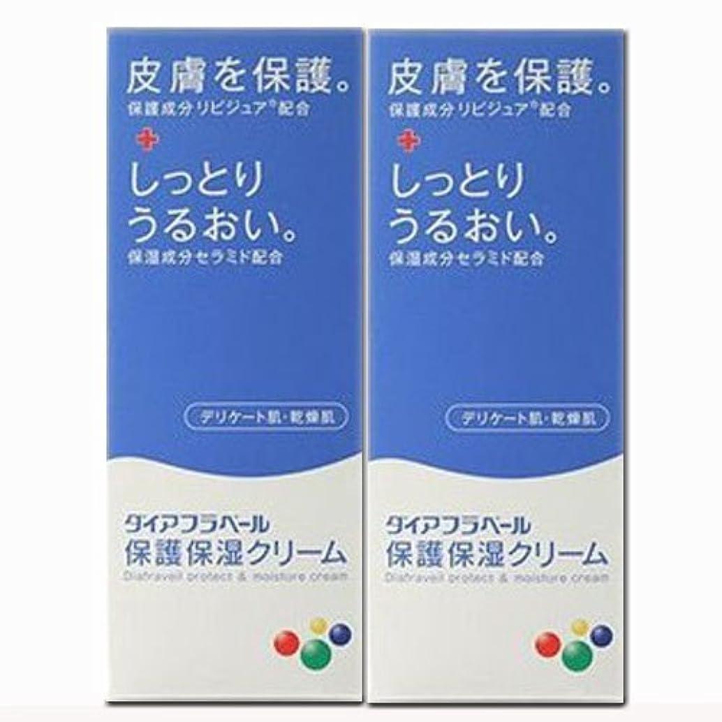 トイレネストメナジェリー【2個】ダイアフラベール 保護保湿クリーム 60gx2個 (4987360200539-2)