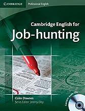 Cambridge English for Job-hunting Student's Book with Audio CDs (2) (Cambridge English for Series) best Job Hunting Books
