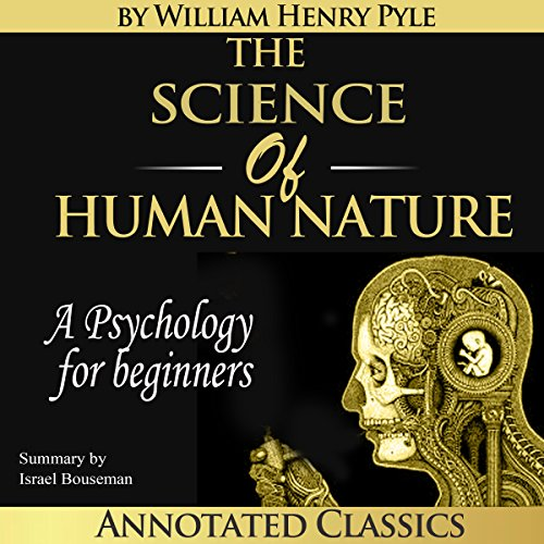 The Science of Human Nature audiobook cover art